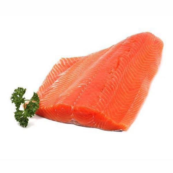 Fresh Wild BC Salmon Fillet - Tanya-Ray Fishing