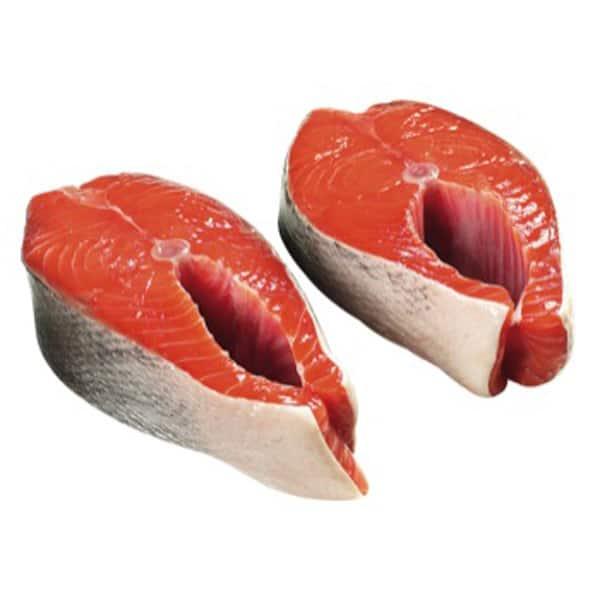 Fresh Wild BC Salmon Steaks - Tanya-Ray Fishing